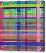 Crossing3 Acrylic Print