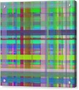 Crossing4 Acrylic Print