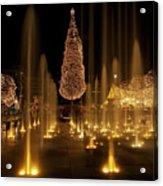Crown Center Christmas 2 Acrylic Print