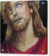 Crown Of Christ Acrylic Print by Unique Consignment