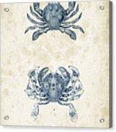 Crustaceans - 1825 - 05 Acrylic Print