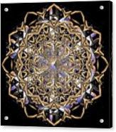 Crystal Ahau 2 Acrylic Print