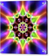 Crystal Ahau 657545456 Acrylic Print