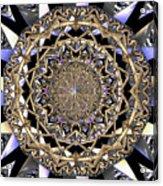 Crystal Ahau  Acrylic Print