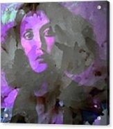 Crystal Beth Series #10 Acrylic Print