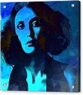Crystal Beth Series #9 Acrylic Print
