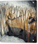 Crystal Cave Waves Acrylic Print