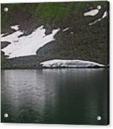 Crystal Lake Colorado Acrylic Print