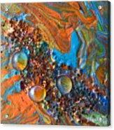 Crystal Reef Of The Keys Acrylic Print