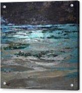 Crystal Sea Acrylic Print