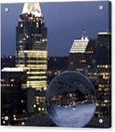 Crystal Skyline Acrylic Print