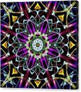 Crystal Sun Acrylic Print