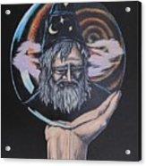 Crystal Wizard Acrylic Print