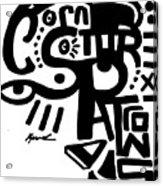 Csp Only  Acrylic Print