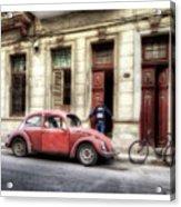 Cuba 17 Acrylic Print