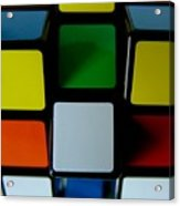 Cubeit Acrylic Print