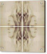 Cubicious Mind Acrylic Print