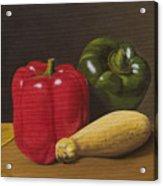 Cucina Italiana Acrylic Print