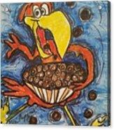 Cuckoo For Cocoa Puffs Acrylic Print