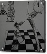 Cuckoo Game Acrylic Print