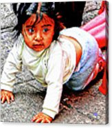 Cuenca Kids 1012 Acrylic Print