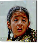 Cuenca Kids 1033 Acrylic Print
