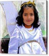 Cuenca Kids 1037 Acrylic Print