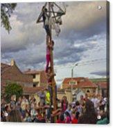 Cuenca Kids 639 Acrylic Print
