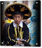 Cuenca Kids 670 Acrylic Print