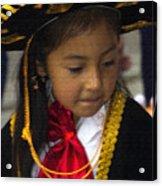 Cuenca Kids 721 - Canvas Style Acrylic Print