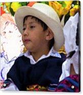 Cuenca Kids 833 Acrylic Print