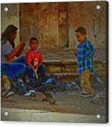 Cuenca Kids 875 Acrylic Print