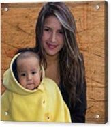 Cuenca Kids 878 Acrylic Print