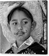 Cuenca Kids 883 Acrylic Print
