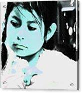 Cuenca Kids 886 Acrylic Print