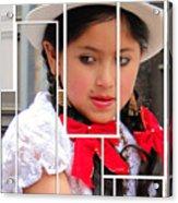 Cuenca Kids 890 Acrylic Print