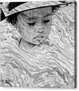 Cuenca Kids 894 Acrylic Print