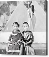 Cuenca Kids 896 Acrylic Print