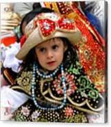 Cuenca Kids 900 Acrylic Print