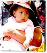 Cuenca Kids 908 Acrylic Print