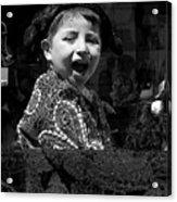 Cuenca Kids 954 Acrylic Print