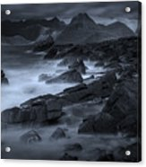 Cuillin From Elgol Acrylic Print