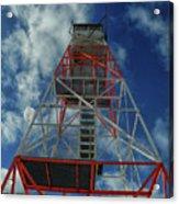Culver Fire Tower Acrylic Print