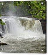 Cumberland Falls Close-up Acrylic Print