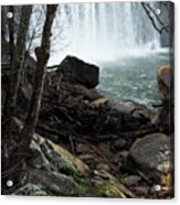 Cumberland Falls Ky One Acrylic Print