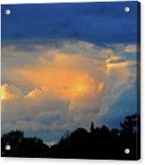 Cumulonimbus Cloud  Acrylic Print