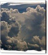 Cumulonimbus Acrylic Print