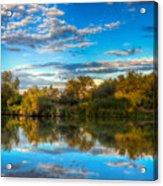 Cumulus Colors Acrylic Print