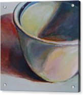 Cup And Shadow 1 Acrylic Print