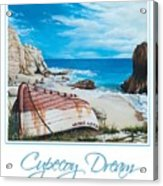 Cupecoy Dream Poster Acrylic Print
